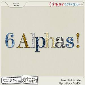 Razzle Dazzle - Alpha Pack AddOn