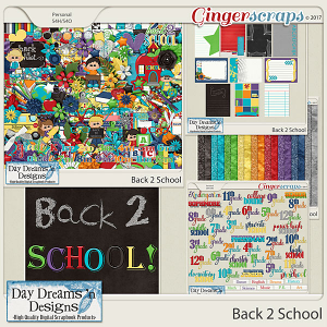 Back 2 School {Bundle Collection} by Day Dreams 'n Designs
