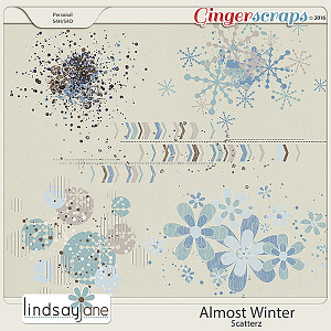 Almost Winter Scatterz by Lindsay Jane