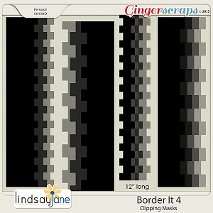 Border It 4 by Lindsay Jane