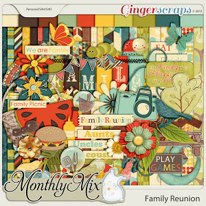 Monthly Mix: Family Reunion