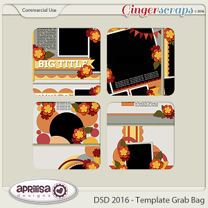 DSD 2016 - Template Grab Bag
