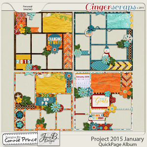 Project 2015 January - QuickPages