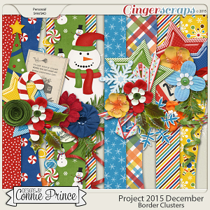 Project 2015 December - Border Clusters