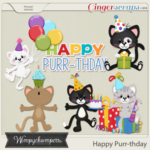 Happy Purrthday