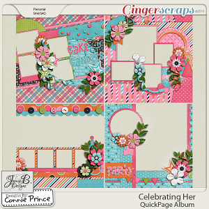 Celebrating Her - QuickPages