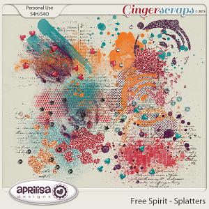 Free Spirit - Splatters
