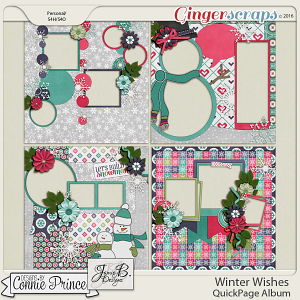 Winter Wishes - QuickPages