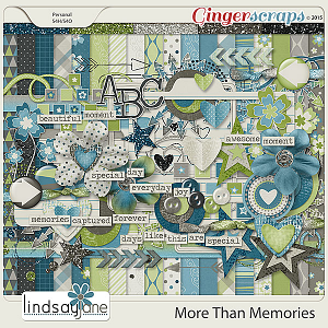 More Than Memories by Lindsay Jane