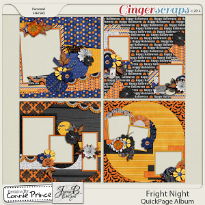 Fright Night - QuickPage Album