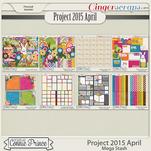 Project 2015 April - Mega Stash