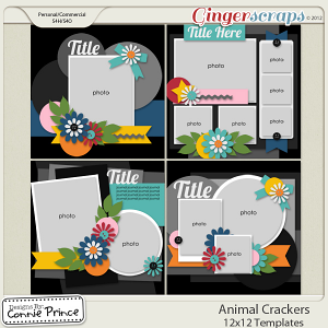 Animal Crackers - 12x12 Temps (CU Ok)