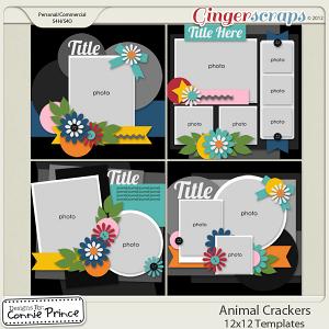 Animal Crackers - 12x12 Temps (CU Ok)