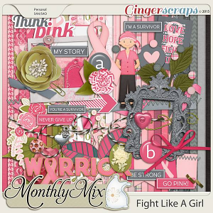 Monthly Mix: Fight Like A Girl