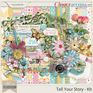 Tell Your Story Kit