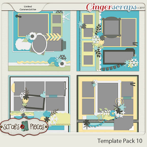 Template Pack 10