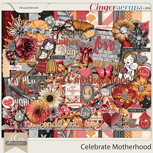 Celebrate Motherhood Kit by JoCee Designs