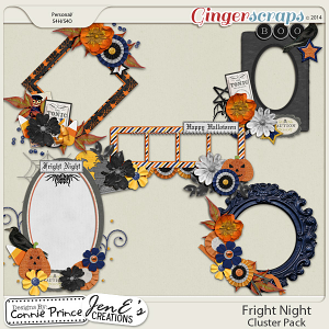 Fright Night - Cluster Pack