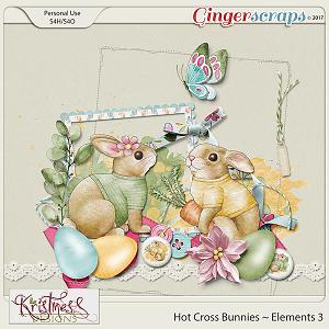 Hot Cross Bunnies Elements 3
