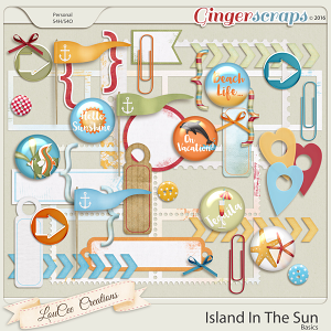 Island In The Sun Basics