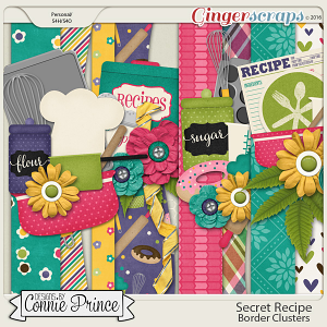 Secret Recipe  - Border Clusters