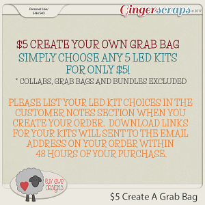 Create Your Own $5 Grab Bag by Luv Ewe Designs