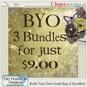 Build Your Own Grab Bag {3 Bundled Collections} by Day Dreams 'n Designs
