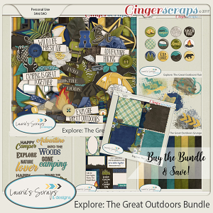 Explore: The Great Outdoors Bundle