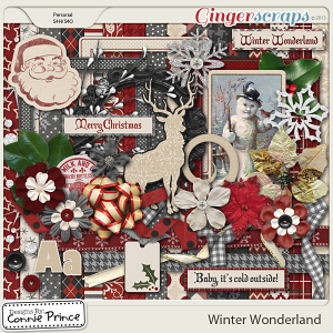 Retiring Soon - Winter Wonderland - Kit