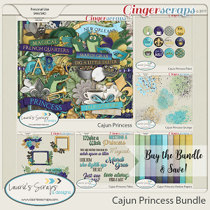 Cajun Princess Bundle