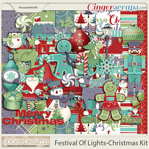 Festival Of Lights Christmas Kit