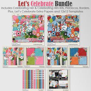 Let's Celebrate - Bundle