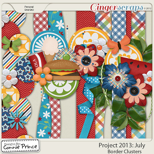 Project 2013: July - Border Clusters