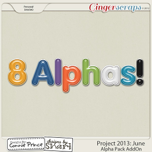 Project 2013: June - Alpha Pack AddOn