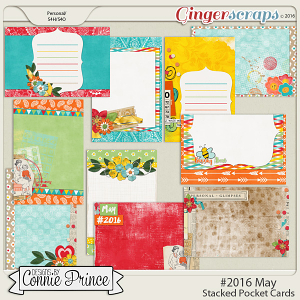 #2016 May - Stacked Pocket Cards