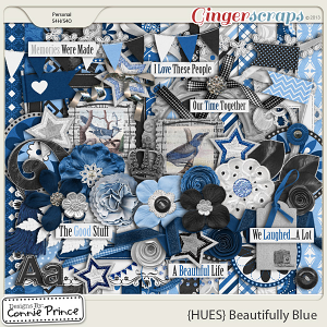 {HUES} Beautifully Blue - Kit