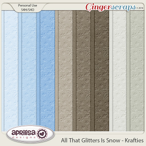 All That Glitters Is Snow - Krafties