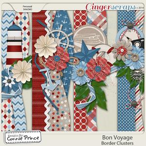 Bon Voyage - Border Clusters