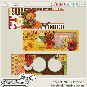 Project 2015 October - Facebook Timeline Covers
