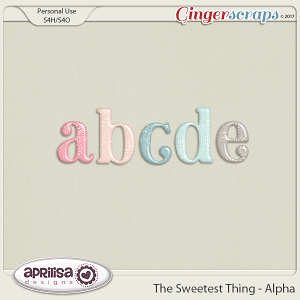 The Sweetest Thing - Alpha