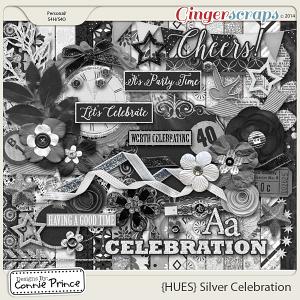 {HUES} Silver Celebration - Kit