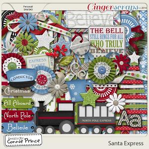 Santa Express - Kit
