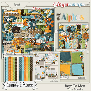 Boys To Men - Bundle