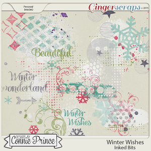 Winter Wishes - Inked Bits