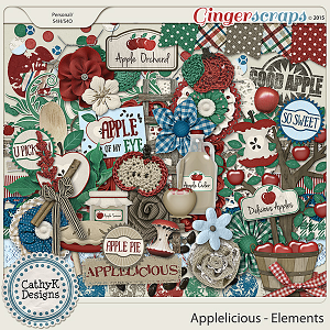 Applelicious - Elements