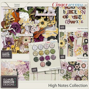 High Notes Collection by Aimee Harrison