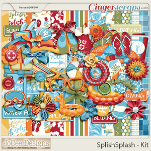 Splish Splash Digital Kit