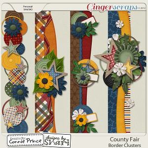 Retiring Soon - County Fair - Border Clusters