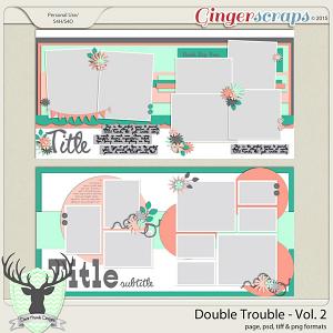 Double Trouble Vol 2