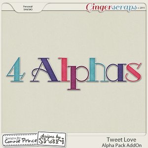 Tweet Love - Alpha Pack AddOn